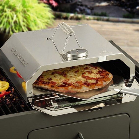 Blazebox Pizza Oven & Accessories