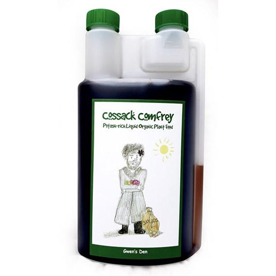 Organic Comfrey Cossack 1 Litre