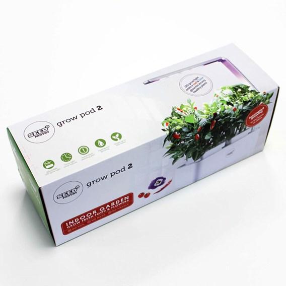 Hydroponic Grow Pod 2