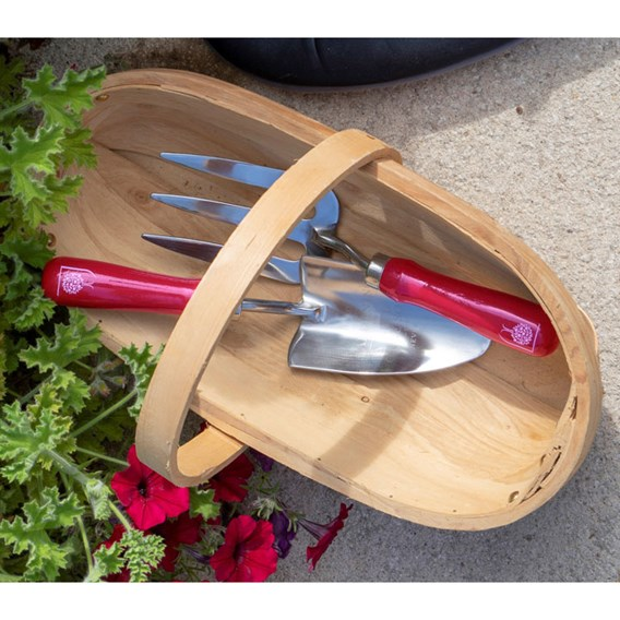RHS British Bloom Collection -Trowel and Fork Gift Set