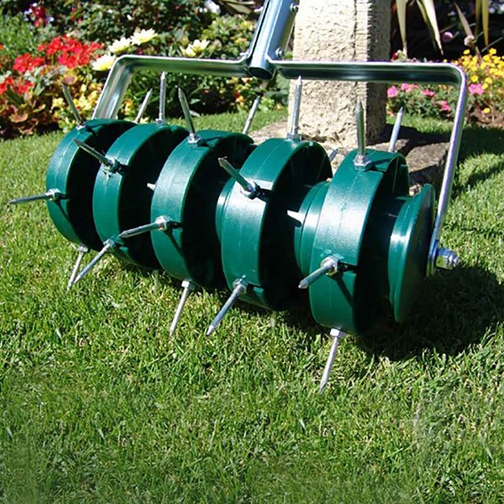 Lawn Aerator 300mm