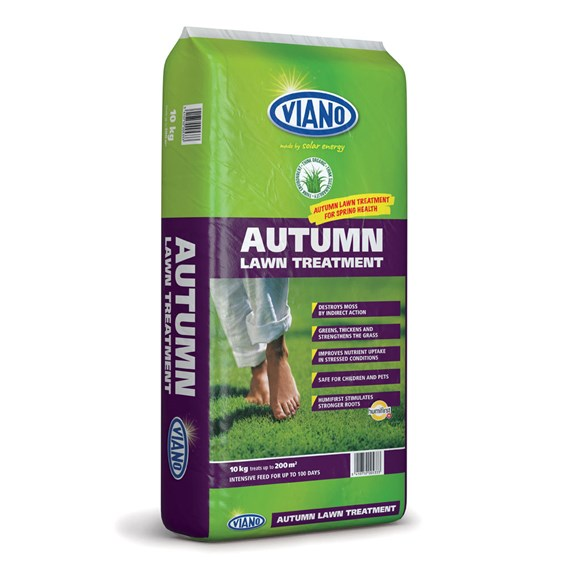 Autumn Lawn Treatment 200m²