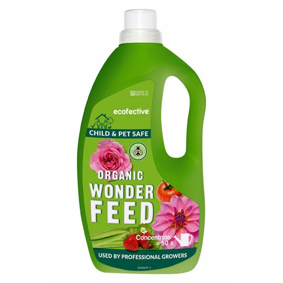 Organic Wondefeed Concentrate