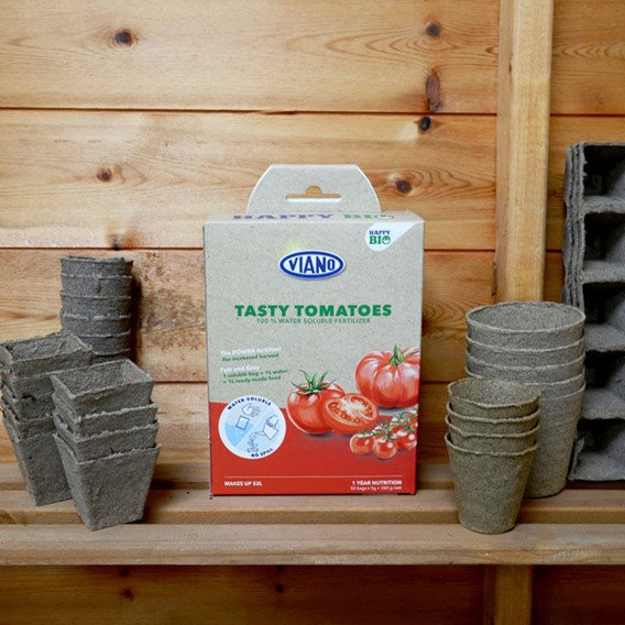 Teabag Feed - Tomato / Universal