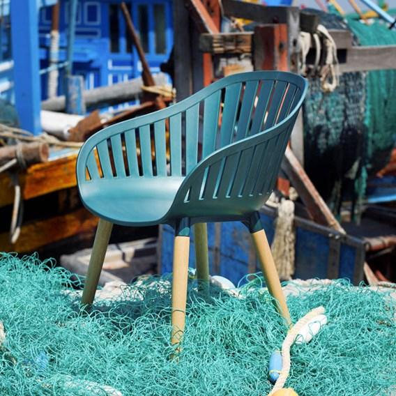 Set of Two Duraocean Chairs