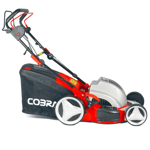 Cobra Self Propelled Electric 1800w Mulching 46cm Mower 4 in 1