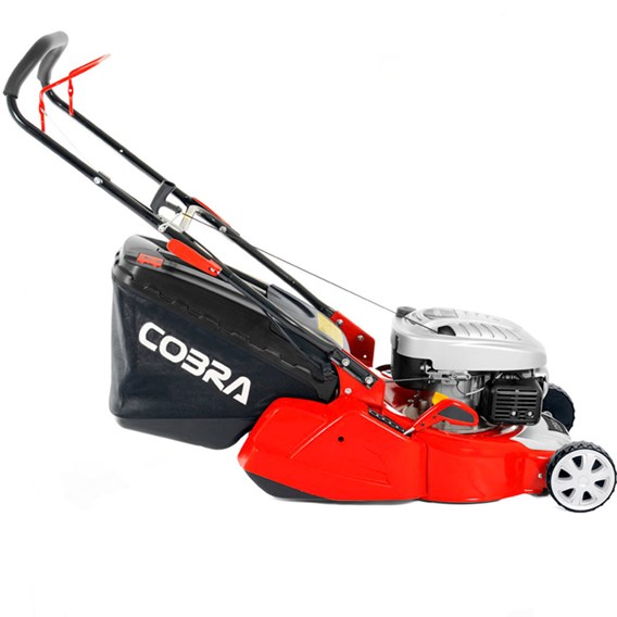 Cobra Push 98.5cc Eng  40cm Mower With Rear Roller