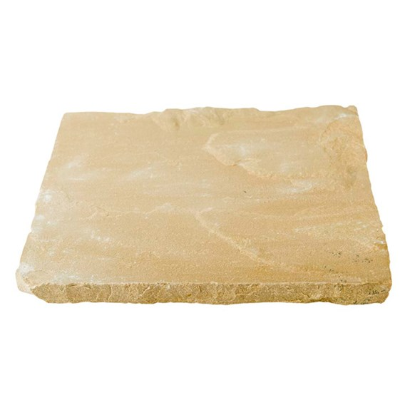 Natural Sandstone Patio Kit 15.3M2 Corn Field