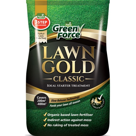 Greenforce Lawn Gold