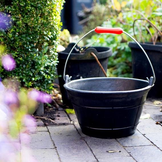 Tyre Rubber Bucket - 10 Litre