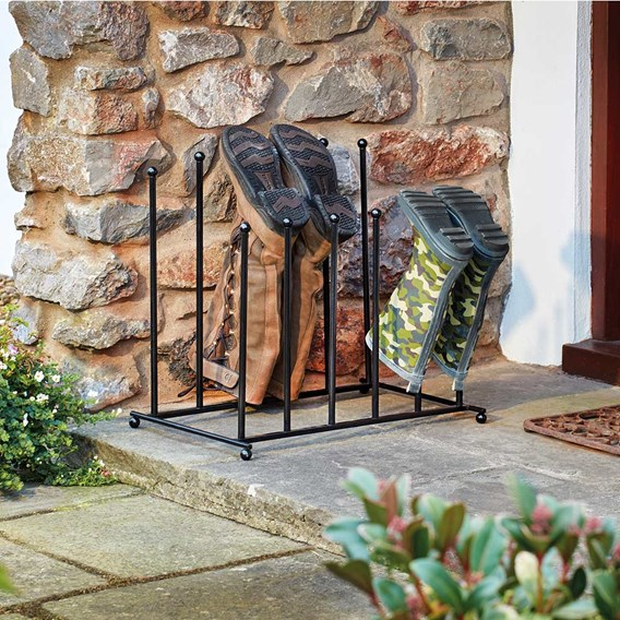 Garden Gear Two-Tier Boot Stand