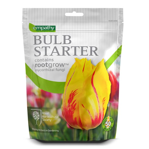 RHS Bulb Starter with rootgrow and Biostimulants (500g)