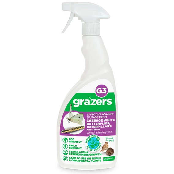 Grazers Ultimate Garden Pest Deterrent