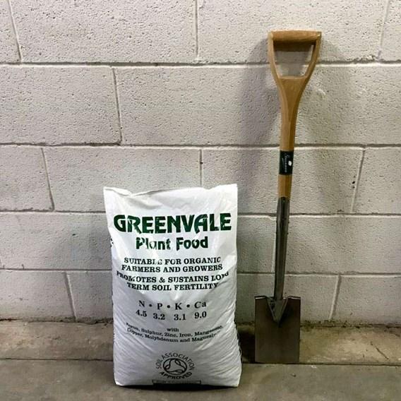 Greenvale Organic Pelleted Chicken Manure 25Kg
