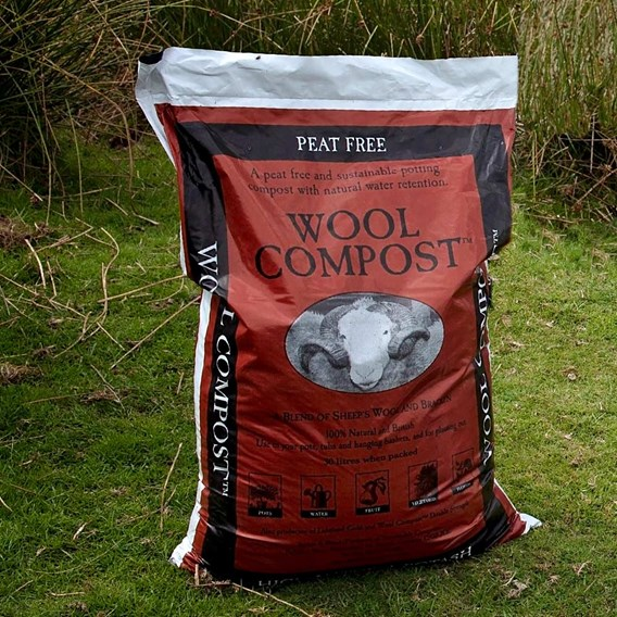 Wool Compost
