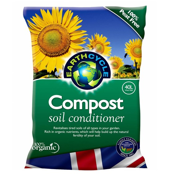 Earth Cycle Compost Soil Conditioner