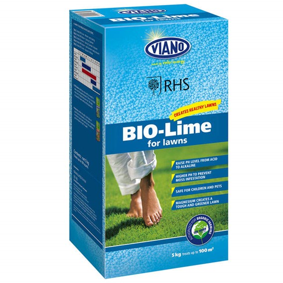 RHS Biolime for Lawns