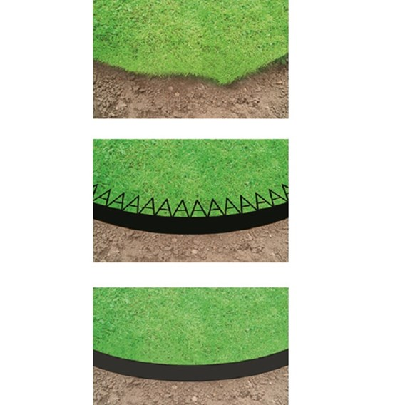 'Smartedge' Lawn Edging