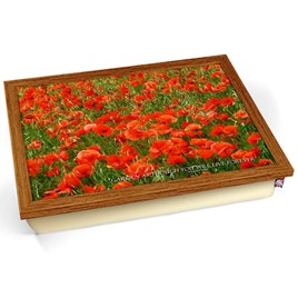 Poppies Laptray