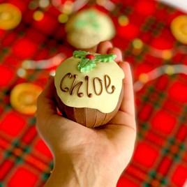 Terry's Chocolate Orange Christmas Pudding
