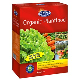Organic Plant Food 4kg