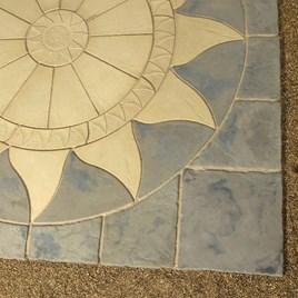 Sunflare Circle Squaring Off Kit Rustic Sage