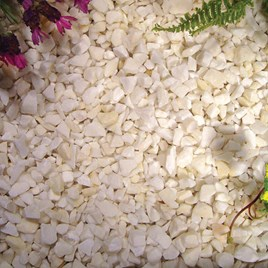 Classic White Chippings Bulk