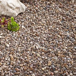 Premium Quartzite Pea Gravel 20mm - Bulk