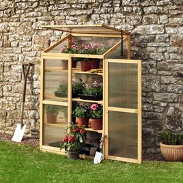 3 Tier Wooden Cold Frame