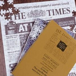Jigsaw - The London Times