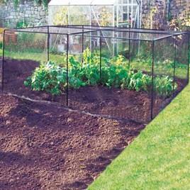 D.I.Y. Crop Cage