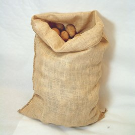 Hessian Sacks x 10