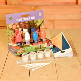 Soil Test Kit (60 Tests)