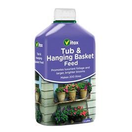 Tub & Hanging Basket Feed 1Ltr