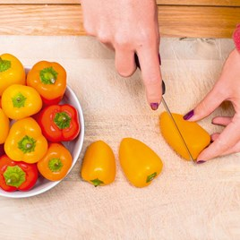 Pepper Seeds - Snackbite (Mini Pepper)