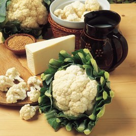 Cauliflower Seeds - All The Year Round Triple Pack 3 X 434167