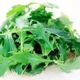 Leaf Salad Mizuna