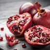Pomegranate (Punica granatum) Provence