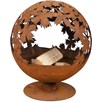 'Leaves' Fire Globe