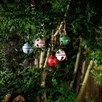 Giant Metal Bauble with Star Design