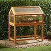 G. Grow Wooden Cold Frame With Legs