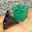 Oasebox Self-Watering Planter - Green