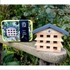 Bee Hotel & Insect House